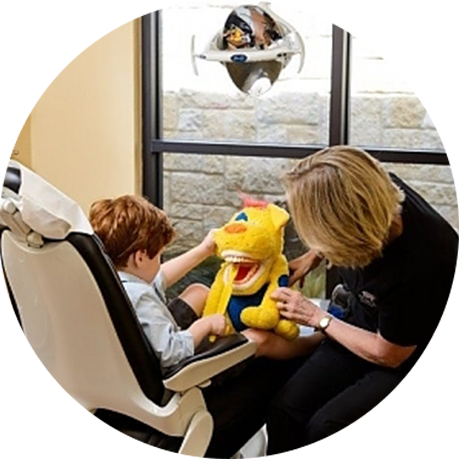 kid friendly dental care