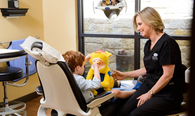 Dental health services at Hill Country Dental
